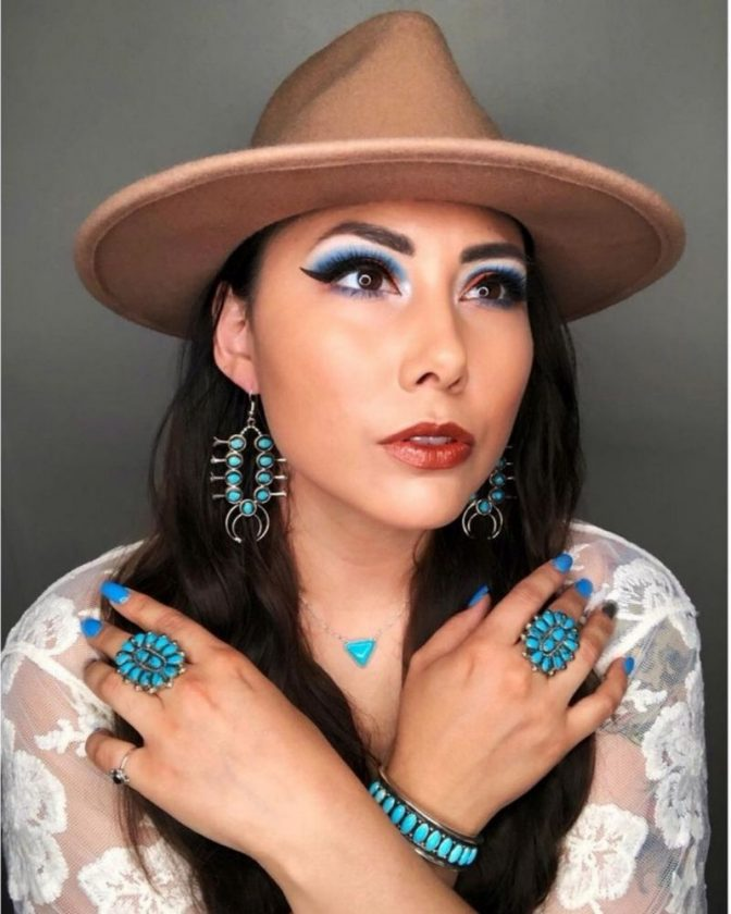Indigenous-Owned Makeup Brand Blended Girl Cosmetics