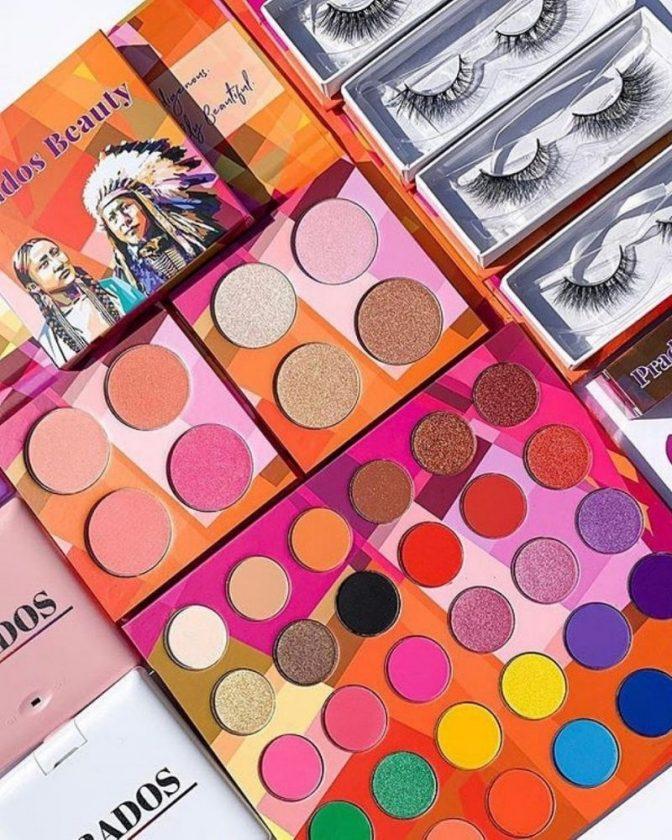 Indigenous Owned Cosmetics Brand Prado Beauty