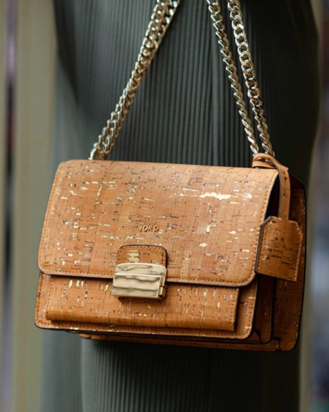 Cork crossbody bag from JORD