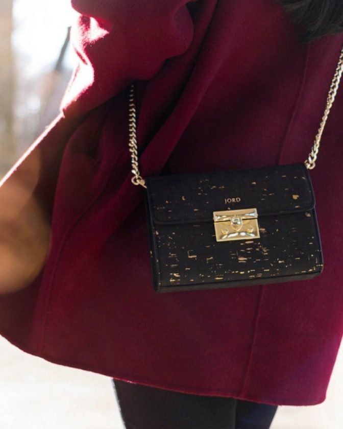 JORD Cork Handbag
