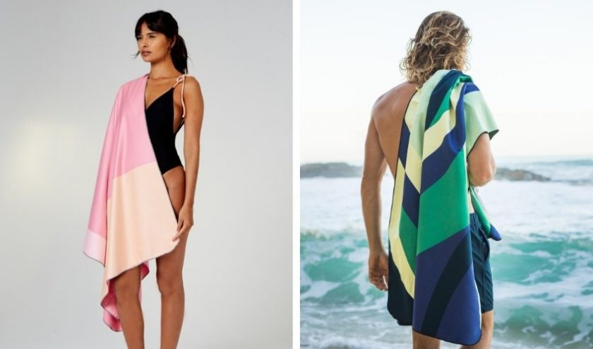 Eco-Friendly Beach Towels from Anaskela