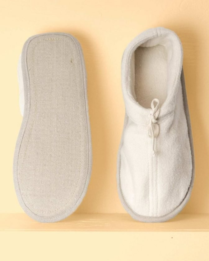 Sustainable Slippers from Rawganique