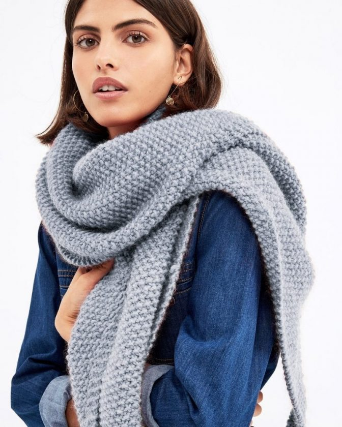 Sustainable Winter Accessories from We Are Knitters