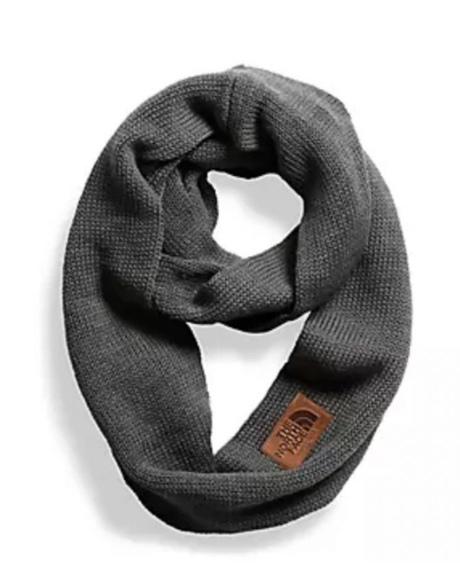 Regenerative organic scarves, hats, and more from The North Face