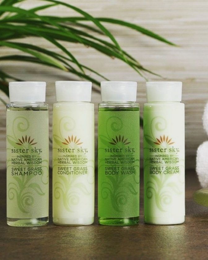 Sister Sky Indigenous-Owned Skincare