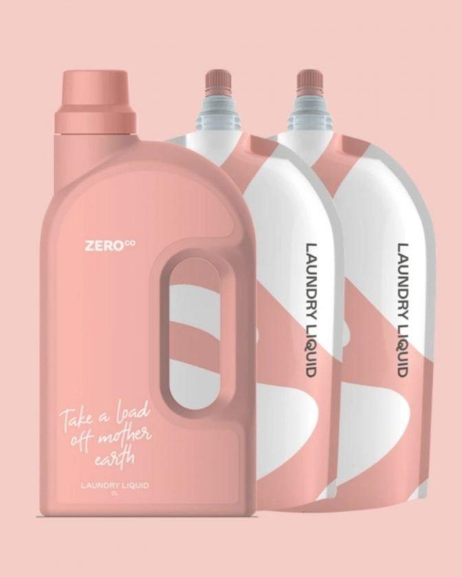 Zero Waste Laundry Detergent from Zero Co