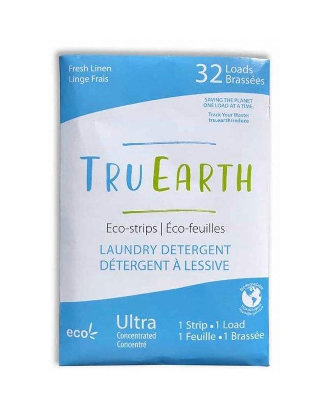 Zero Waste Laundry Detergent Strips from Tru Earth