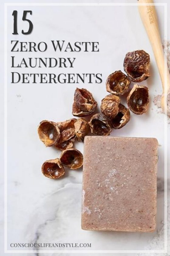 15 Zero Waste Detergents - Conscious Life and Style