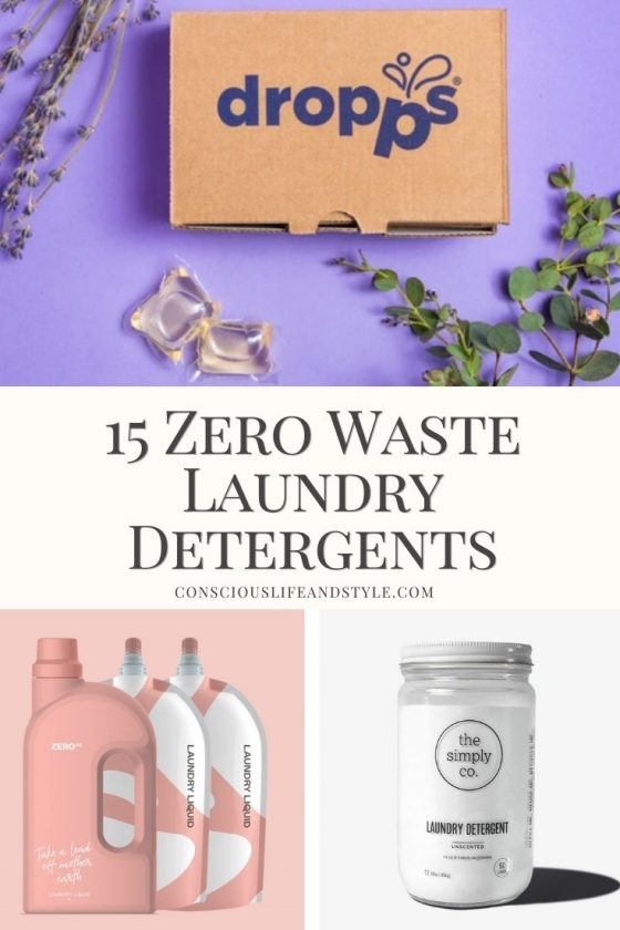 15 Zero Waste Laundry Detergents - Conscious Life and Style