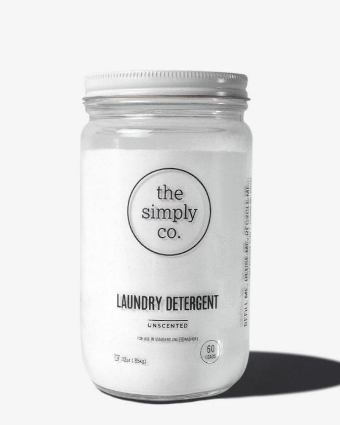 Zero Waste Plastic-Free Laundry Detergent