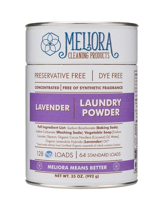 Zero Waste Natural Laundry Detergent Powder