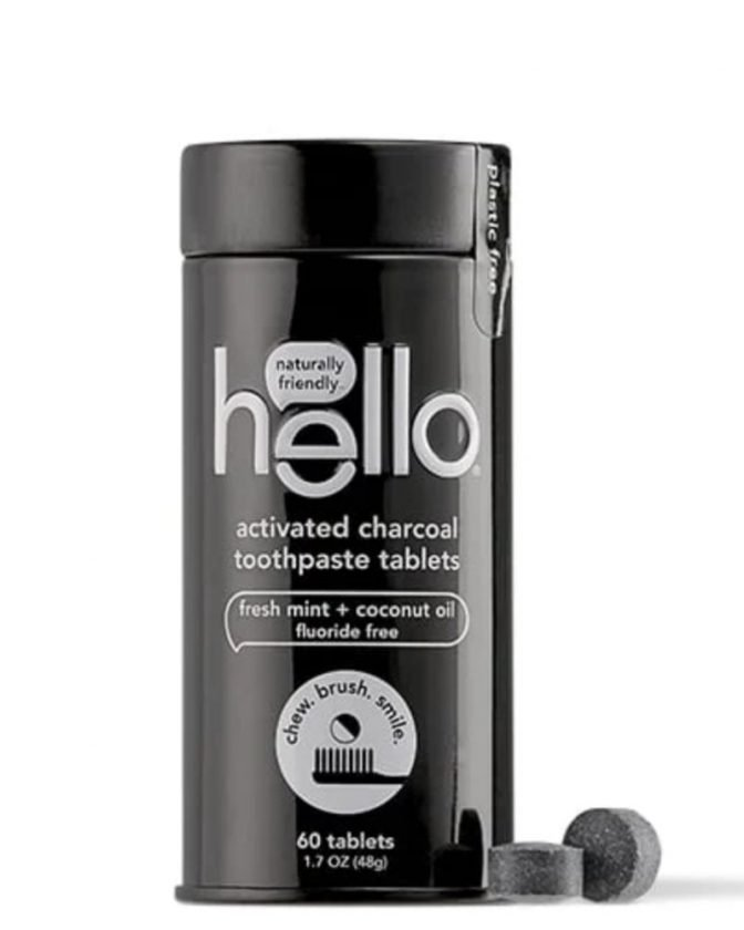 Zero Waste Toothpaste Tablets from Hello