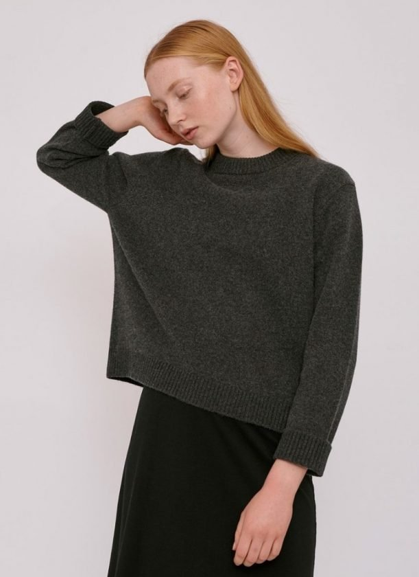 Sustainable Sweaters from Organic Basics