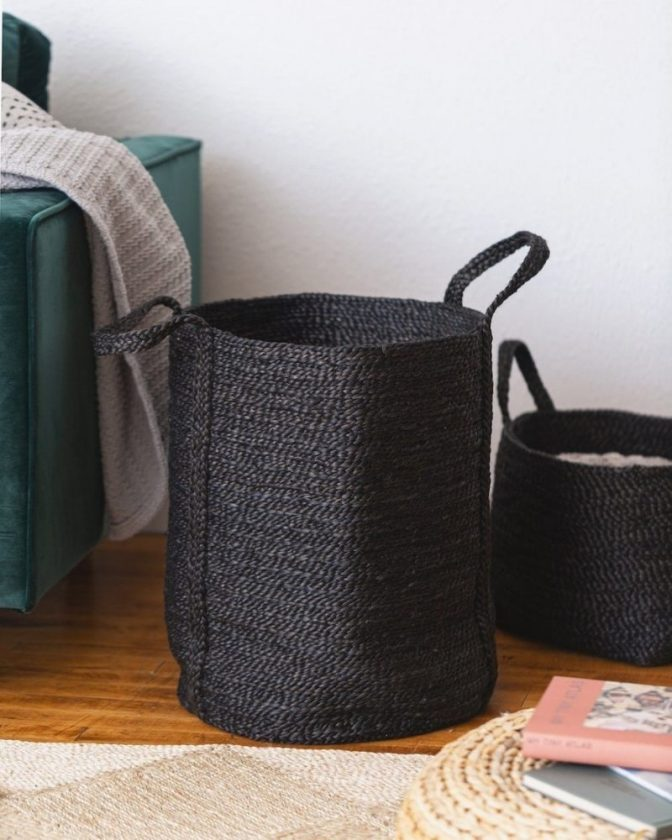 Eco Friendly and Artisan-Made Baskets and Hampers from Will and Atlas