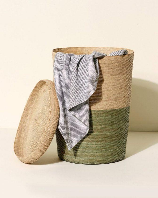 Artisan Handmade Baskets from Makaua
