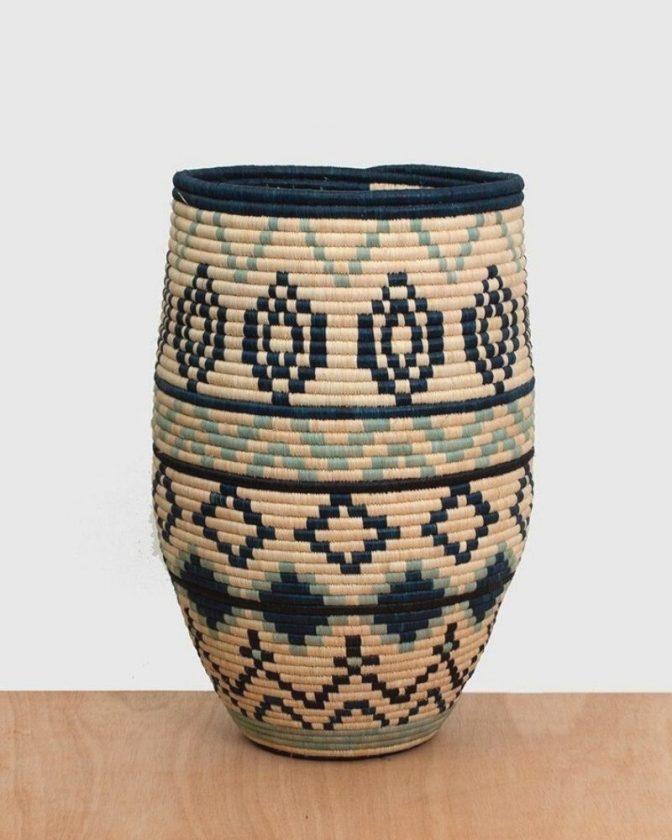 Handmade Fair Trade Baskets from Kazi