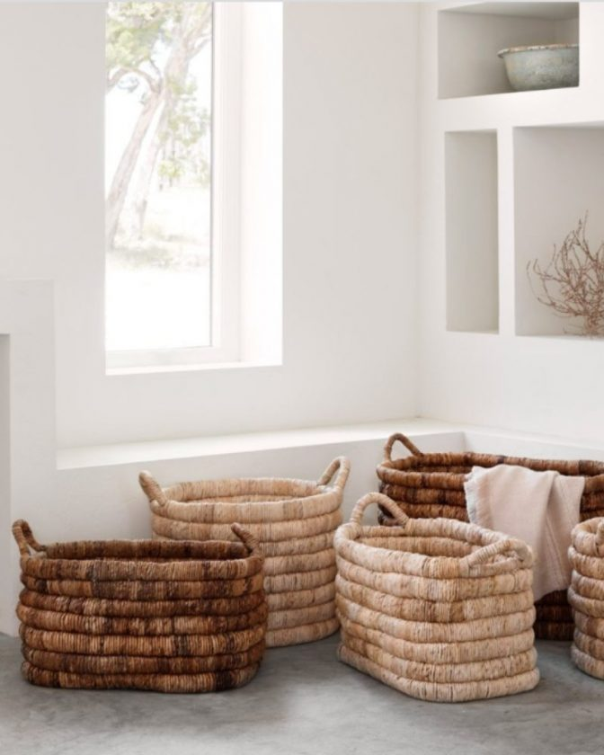 Fair Trade and Sustainable Baskets from The Citizenry