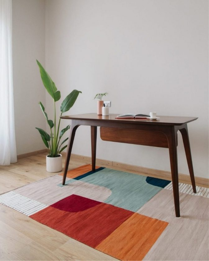 Artisan-Made Ethical Rugs from Kiliim
