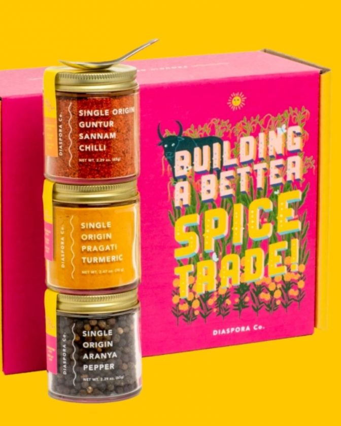 Ethical Stocking Stuffer Ideas - Direct Trade Spices