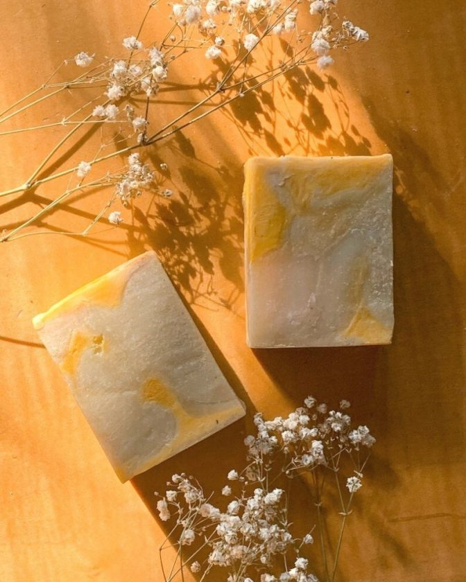 Zero Waste Stocking Stuffers - soap bars