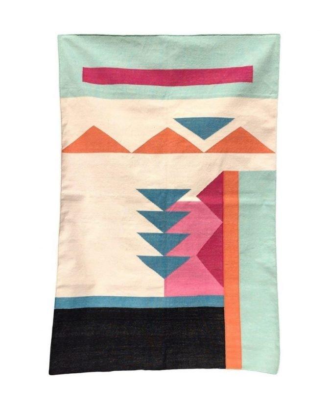 Fair Trade Rugs from Leah Singh