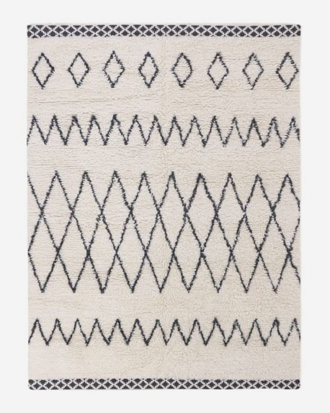 Fair Trade Rugs from West Elm