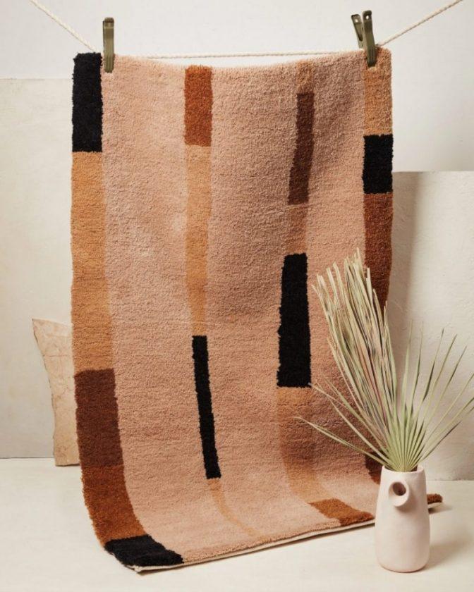 Fair Trade Rugs from Minna