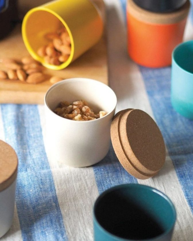 Sustainable Food Containers: Bamboo Containers