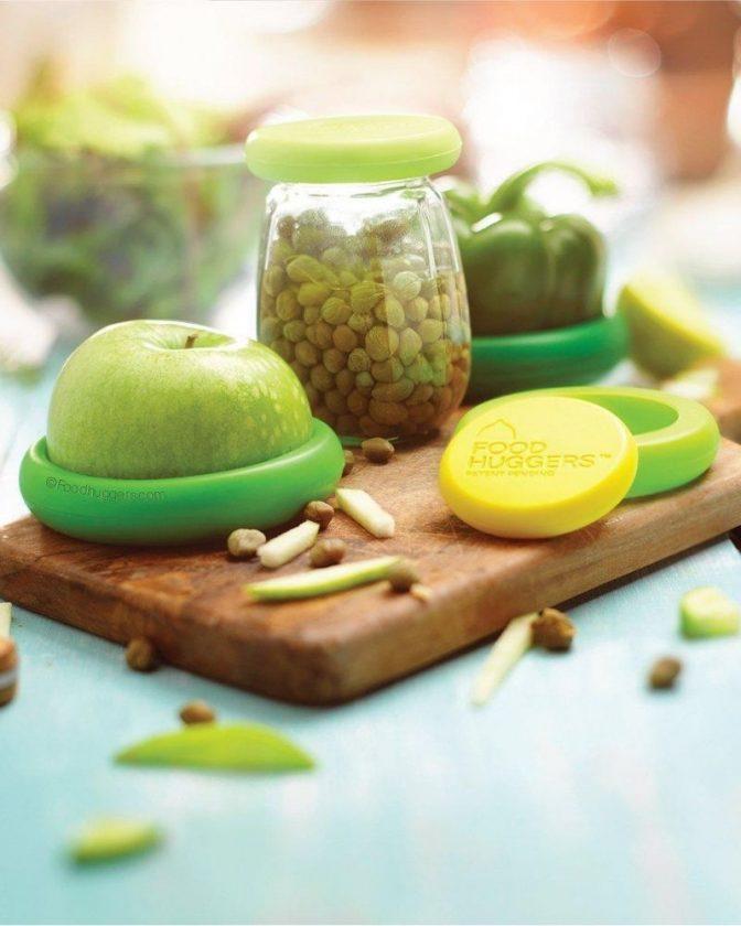 Sustainable Food Storage: Food Huggers