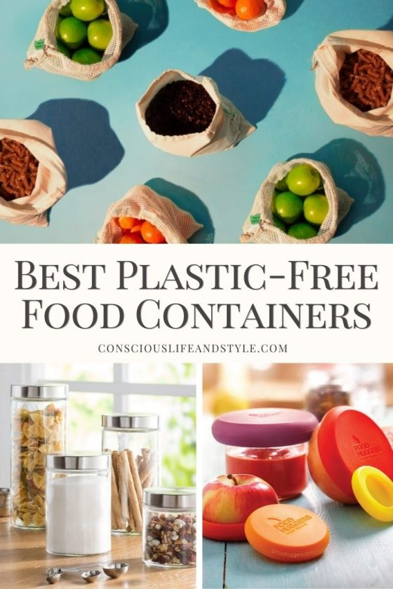 Best Plastic-Free Food Containers | Conscious Life and Style