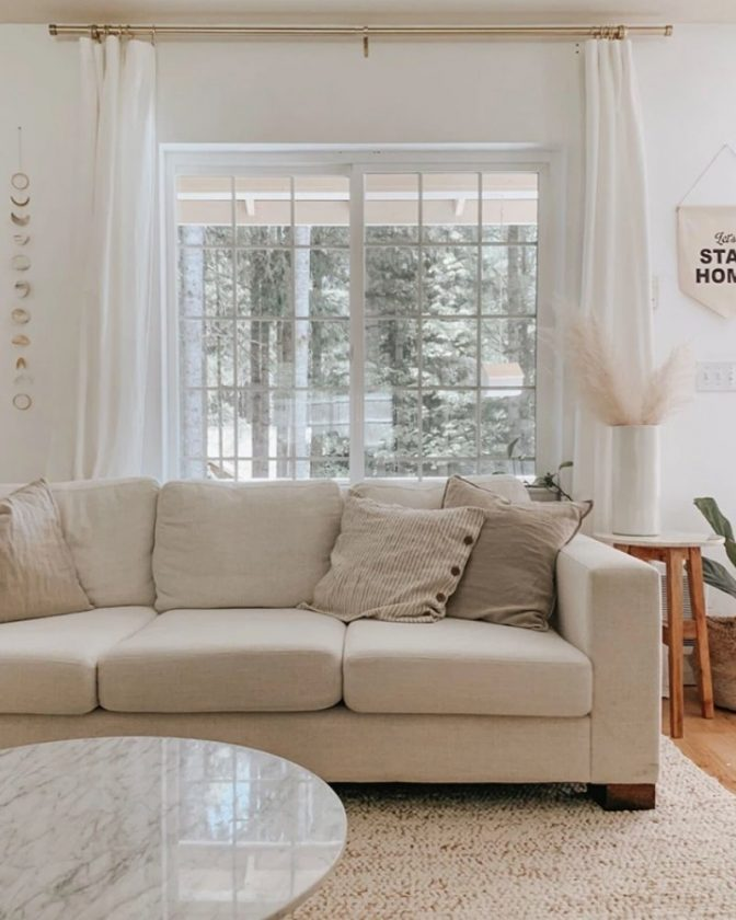 Sustainable non-toxic sofa from Medley Home