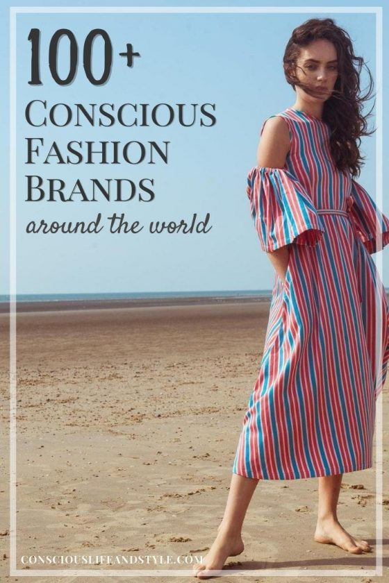 100+ Ethical Fashion Brands from Around the World - Conscious Life and Style