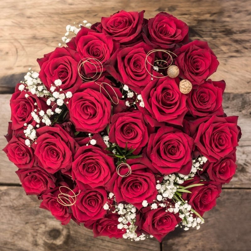Ethical Valentine's Day Gifts - Fair Trade Red Roses