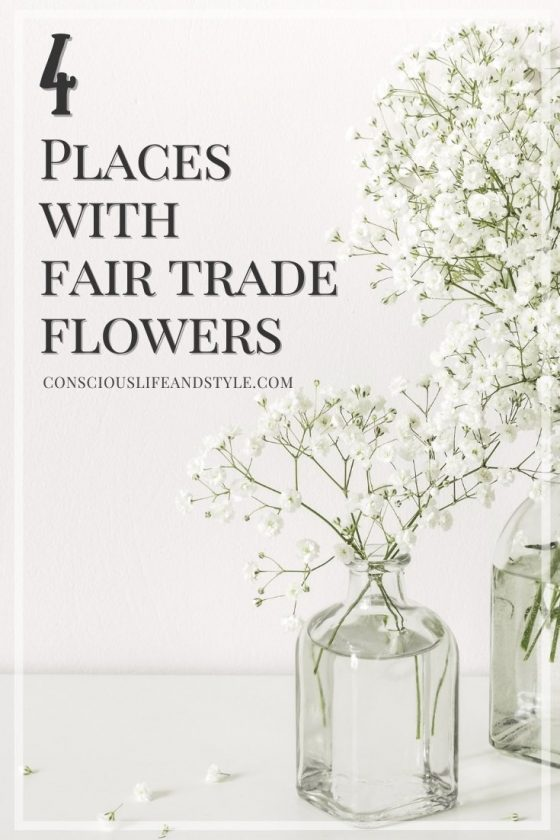 4 Places With Fair Trade Flowers - Conscious Life & Style