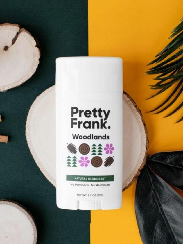 Non-Toxic Deodorant Pretty Frank