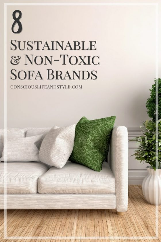 8 Sustainable and Non-Toxic Sofa Brands - Conscious Life and Style