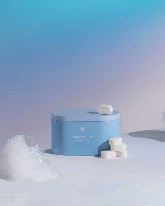 Zero Waste Dishwasher Detergent Tablets from Blueland