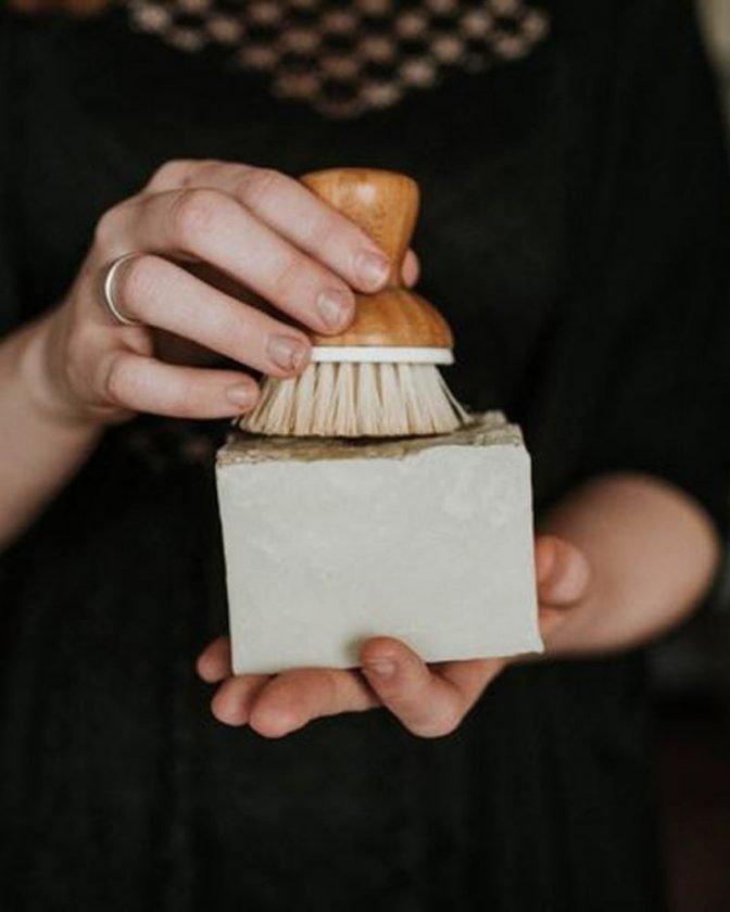 Zero Waste Dishwashing Soap from Bestowed Essentials