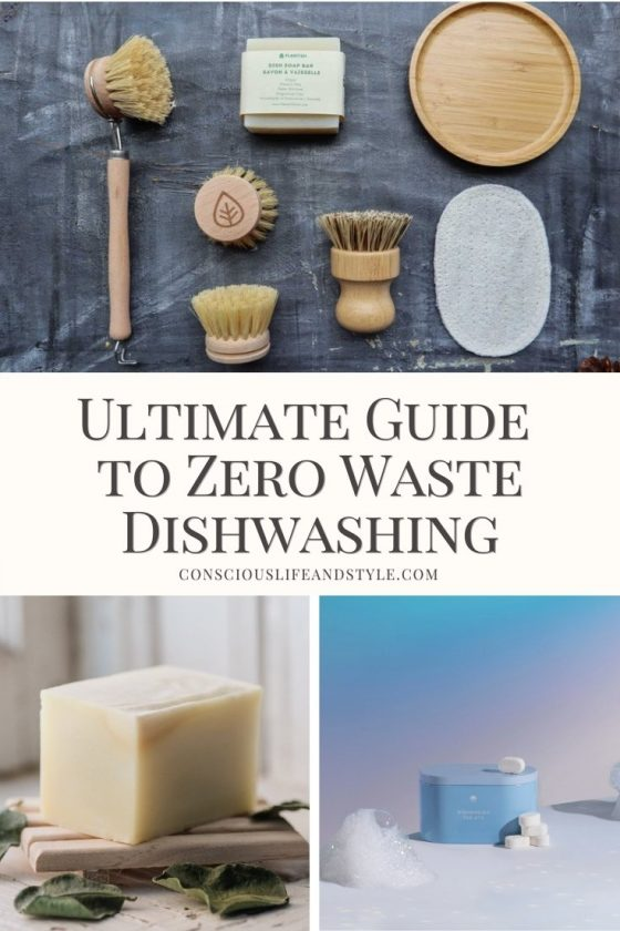 Your Ultimate Guide to Zero Waste Dishwashing - Conscious Life and Style