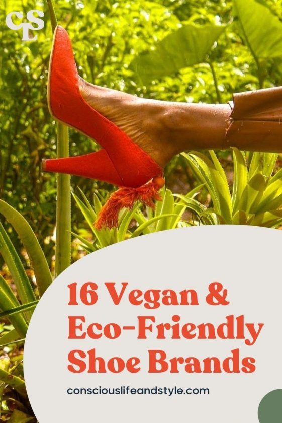 16 Vegan and Eco-Friendly Shoe Brands - Conscious Life and Style
