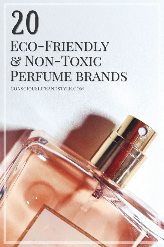 20 Eco-friendly and non-toxic perfume brands - Conscious Life and Style