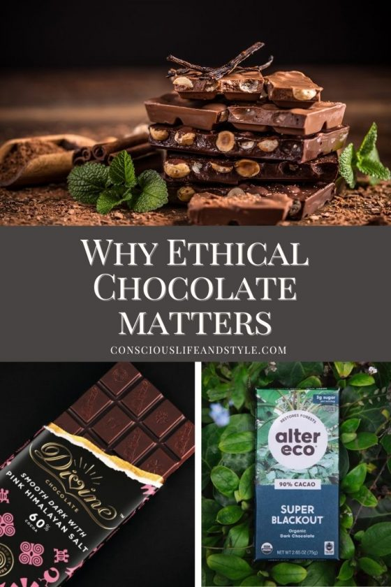 Why Ethical Chocolate Matters - Conscious Life and Style