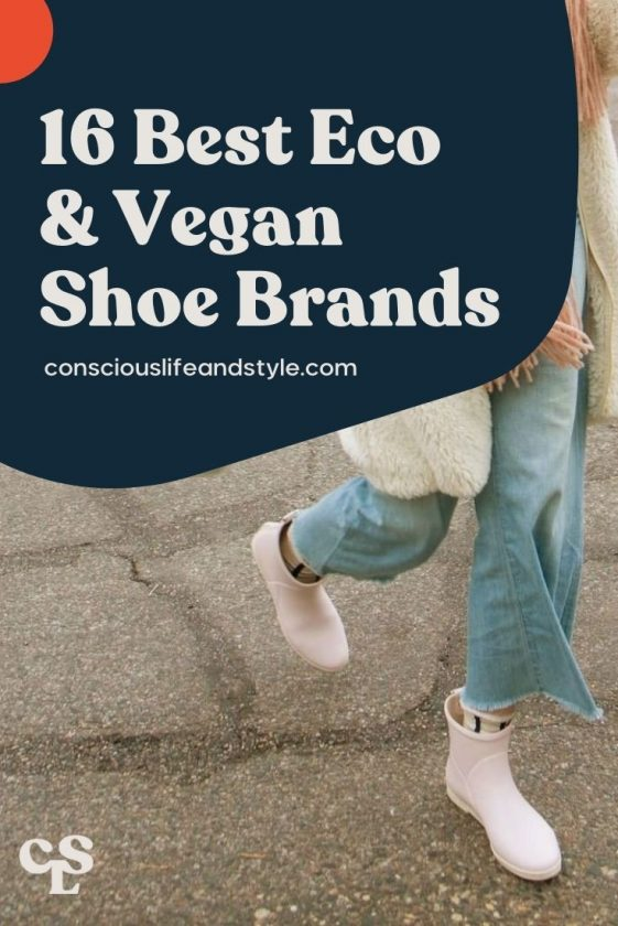 16 Best Eco and Vegan Shoe Brands - Conscious Life and Style