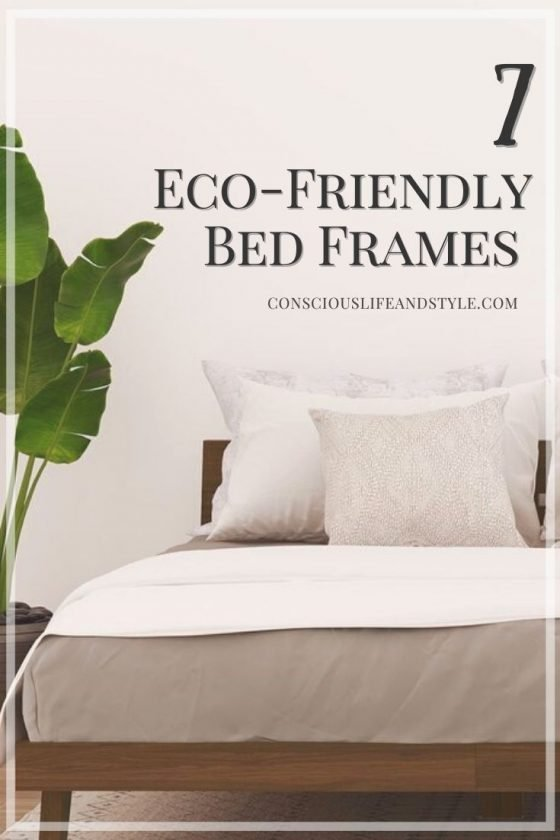 7 Eco-Friendly Bed Frames - Conscious Life and Style