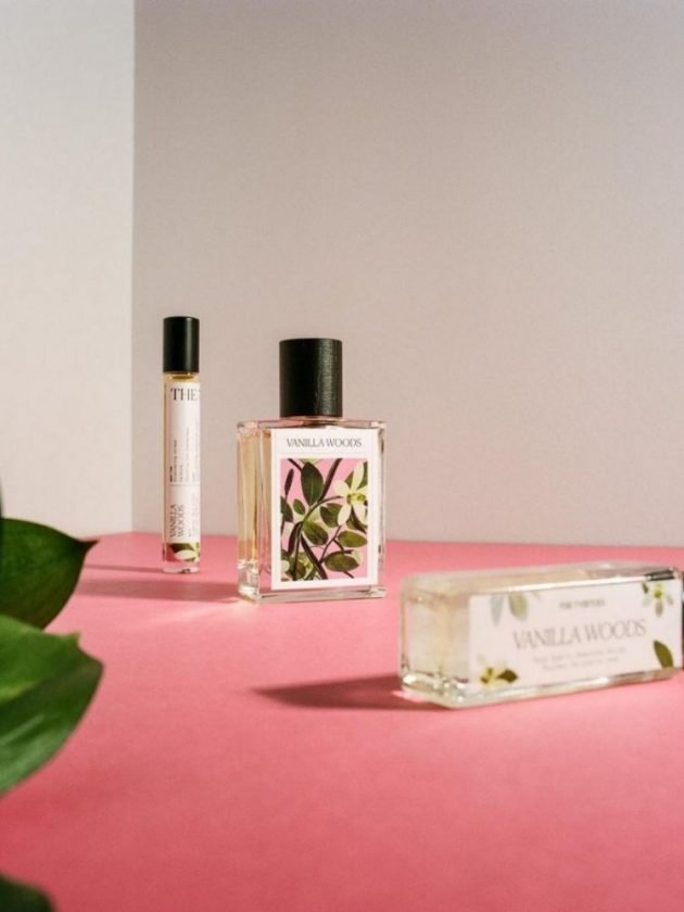 Fair trade and sustainable perfume from 7V