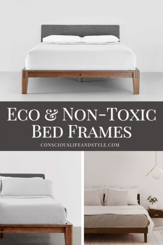 Eco & Non-Toxic Bed Frames - Conscious Life and Style