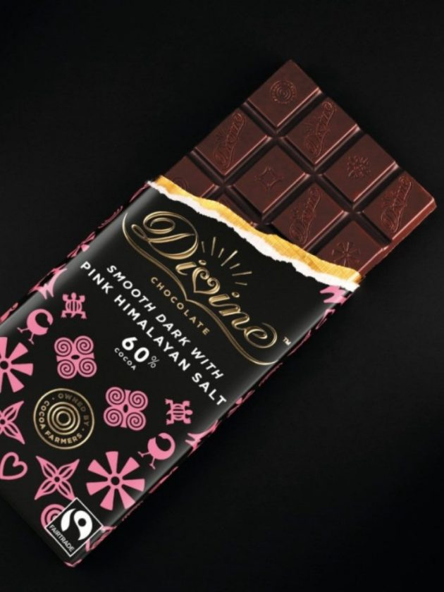 Fair trade ethical chocolate from Divine Chocolate