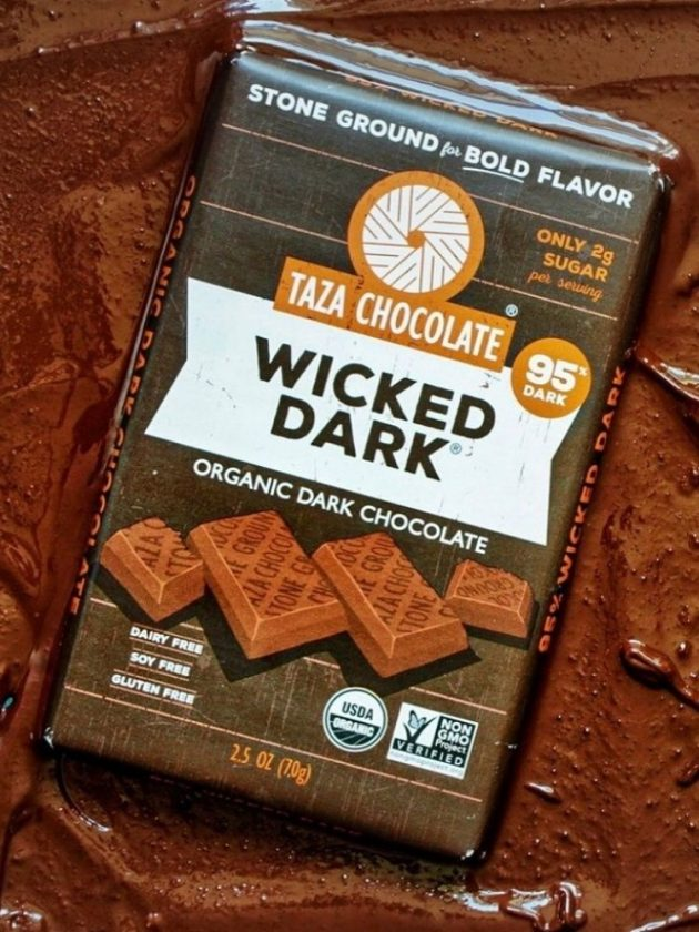 Fair trade ethical and organic dark chocolate from Taza Chocolate