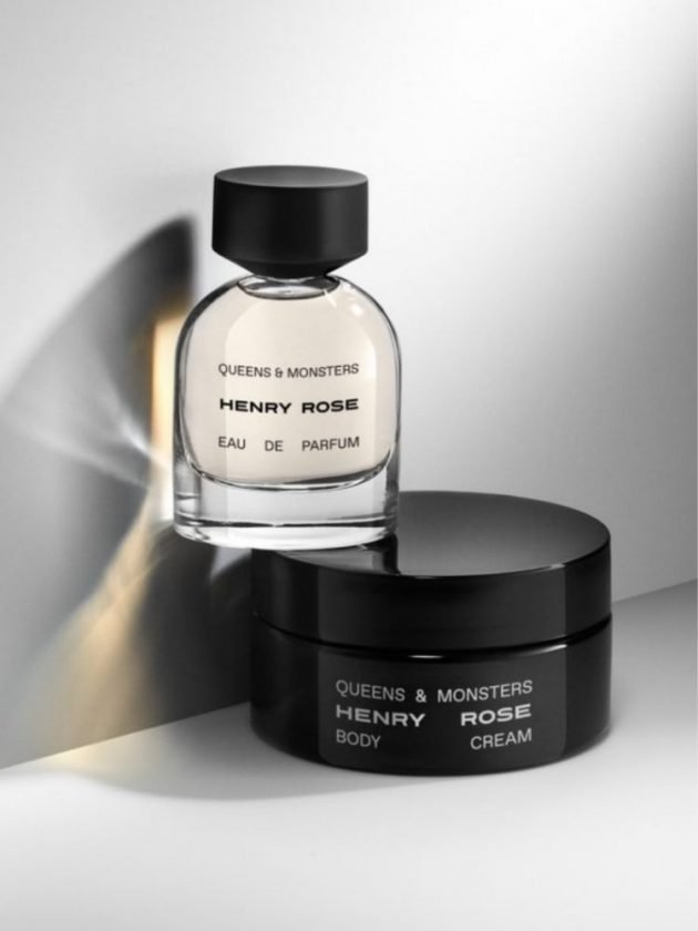 Sustainable perfume from Henry Rose