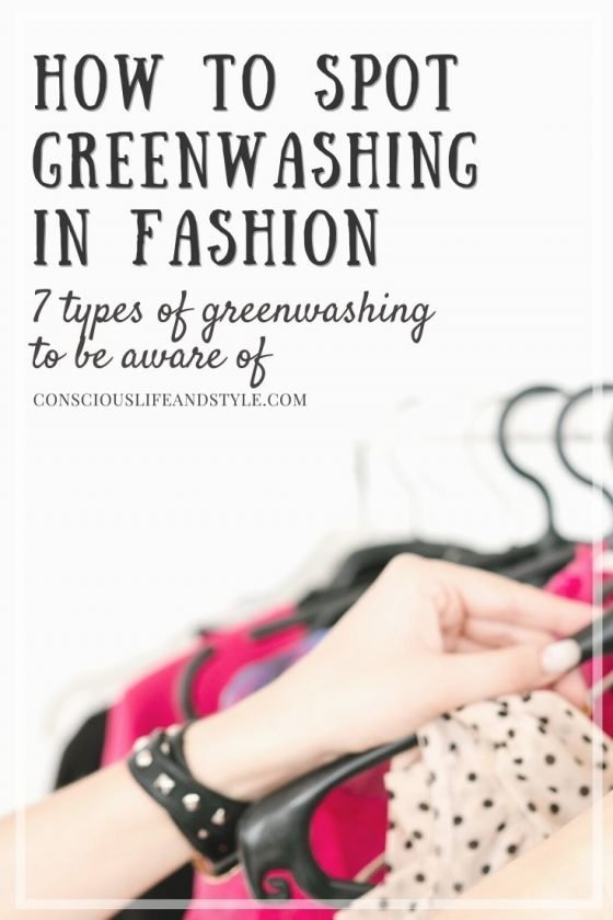 How to Spot Greenwashing in Fashion | Conscious Life and Style